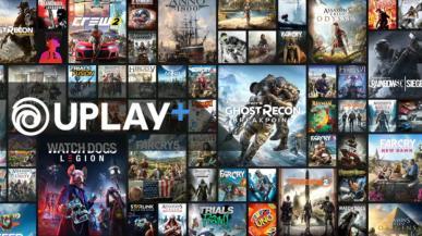 Wystartowała usługa Uplay+. Ubisoft ogłasza darmowy wrzesień bez ograniczeń
