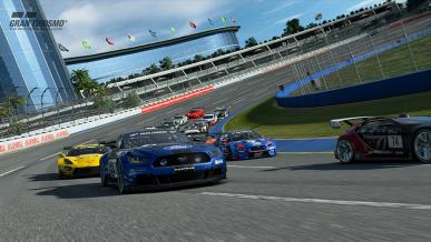Wystartowała wersja demonstracyjna Gran Turismo Sport