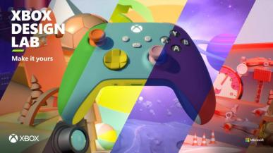 Xbox Design Lab powraca. Możecie spersonalizować pada do Xbox Series X