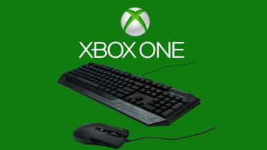 Xbox One otrzymuje wsparcie myszki i klawiatury…tak jakby