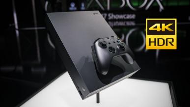 Xbox One potrafi sortować gry z 4K, HDR i usprawnieniami dla X1X