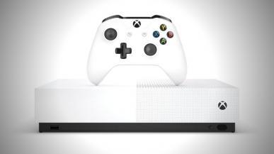 Xbox One S All-Digital Edition - konsola bez czytnika płyt oficjalnie