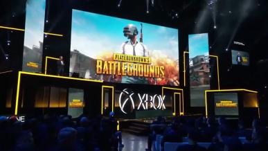 Xbox One X już radzi sobie ze 100-osobowymi serwerami PUBG