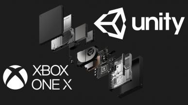 Xbox One X oficjalnie wspiera silnik Unity. Zapewni grom 4K i HDR