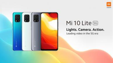 Xiaomi Mi 10 Lite 5G dostępny w naszym kraju. Znamy ceny