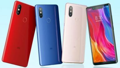 Xiaomi Mi 8, Mi 8 SE i Mi 8 Explorer Edition już oficjalnie