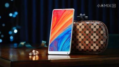 Xiaomi Mi MIX 2S już oficjalnie - topowa specyfikacja i świetny aparat