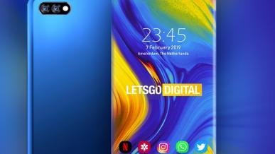 Xiaomi patentuje zupełnie bezramkowy i pozbawiony kamery do selfie smartfon