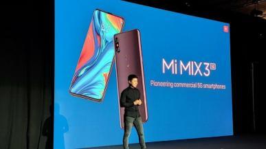 Xiaomi pokazało Mi Mix 3 5G i podało cenę, która wcale nie jest wysoka