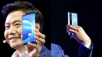 Xiaomi prezentuje Mi Mix Alpha - imponujący flagowiec z zawiniętym ekranem