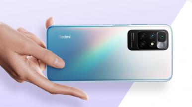 Xiaomi Redmi 10 z procesorem MediaTek i 50 Mpix aparatem oficjalnie zaprezentowany