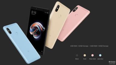 Xiaomi Redmi Note 5 i Redmi Note 5 Pro już oficjalnie