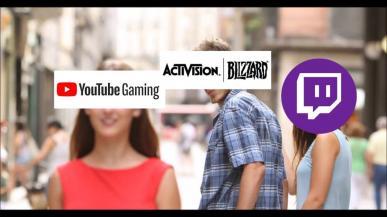YouTube ma wyłączność na transmisje zawodów Overwatch, CoD i Hearthstone