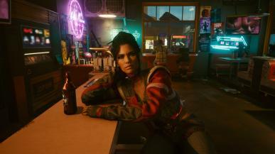 Z kim chętniej romansowali gracze w Cyberpunku 2077?