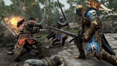 Zamknięta beta For Honor rusza 26 stycznia