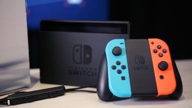 Zdaniem Nintendo martwe piksele na ekranie Switch to coś normalnego