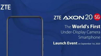 ZTE Axon 20 5G zaprezentowany na renderach. Jak wypada innowacyjny smartfon?