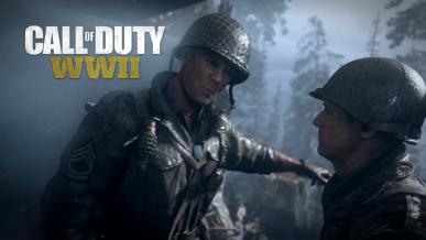 Zwiastun Call of Duty: WW2 zaskakuje fabularną głębią