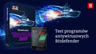 Test pakietu Bitdefender Total Security Multi-Device...