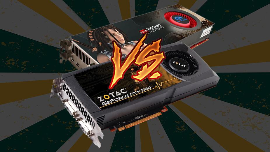 AMD Radeon HD 6970 kontra NVIDIA GeForce GTX 580 - retest po latach