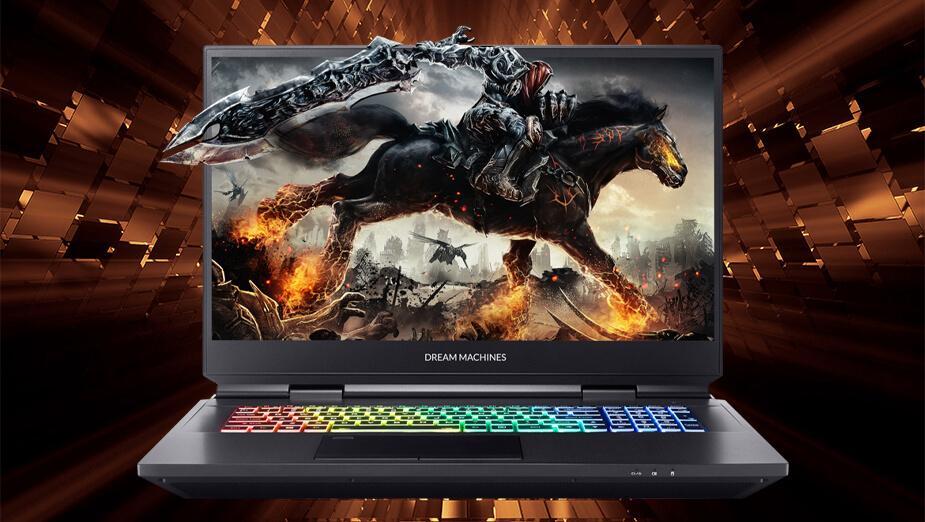 Dream Machines RX2080S-17PL34- test potwora z Core i9-10900 i GeForce RTX 2080 Super