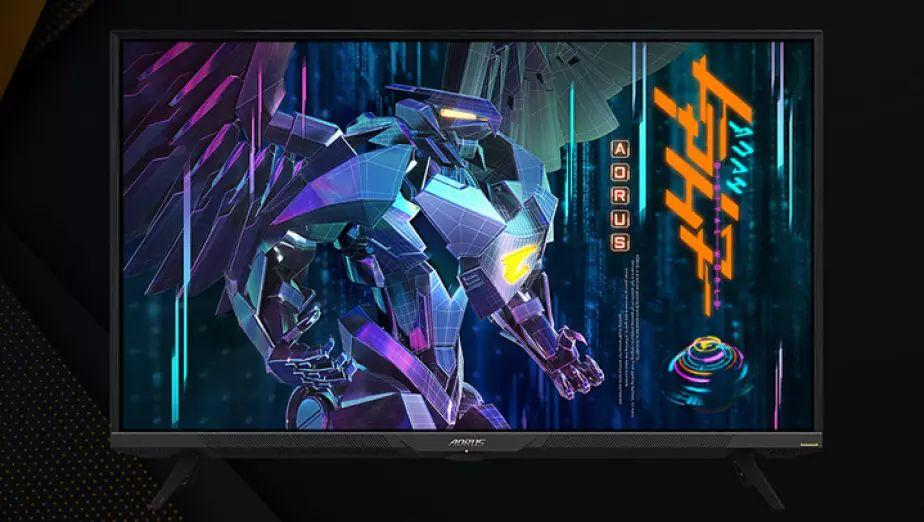 Gigabyte Aorus FV43U - test 43-calowego monitora 4K 144 Hz z VESA DisplayHDR 1000