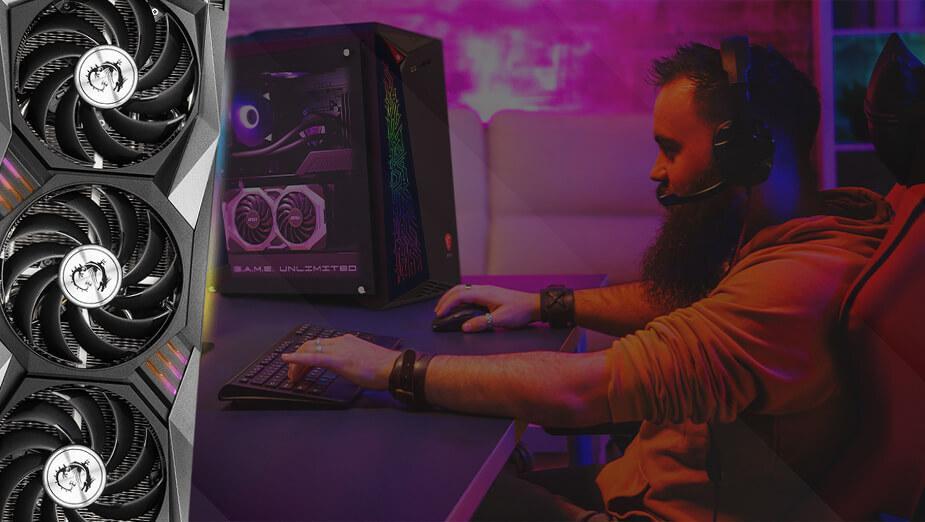 Komputer do gier? – Stwórz gamingowe stanowisko z MSI!