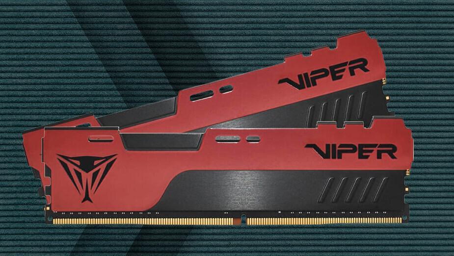 Test pamięci Patriot Viper Elite II 2x8 GB 3200/3600 MHz. Niedrogie moduły dla oszczędnych